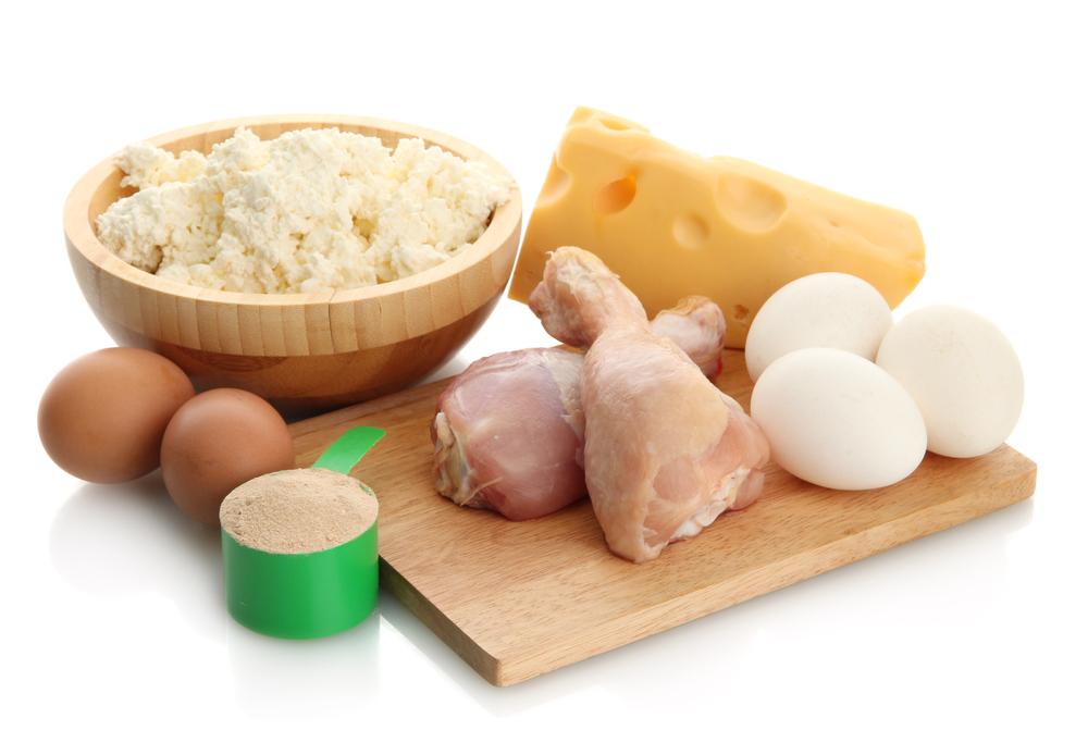 меню правильного питания для похудения с временем