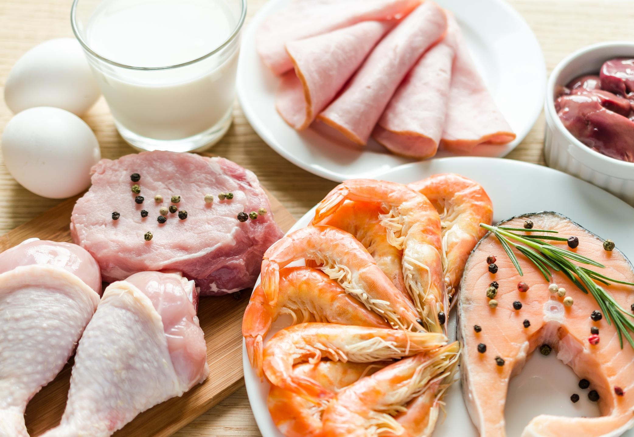 Белковая диета на 2 недели меню на каждый день