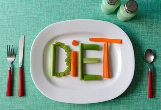 Принцип диеты