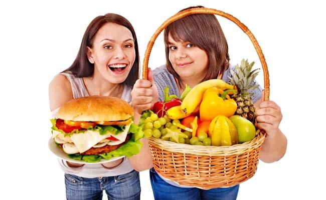 Правильные продукты для диеты