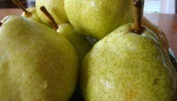 Диета на грушах для похудения