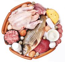 белковая диета, меню белковой диеты