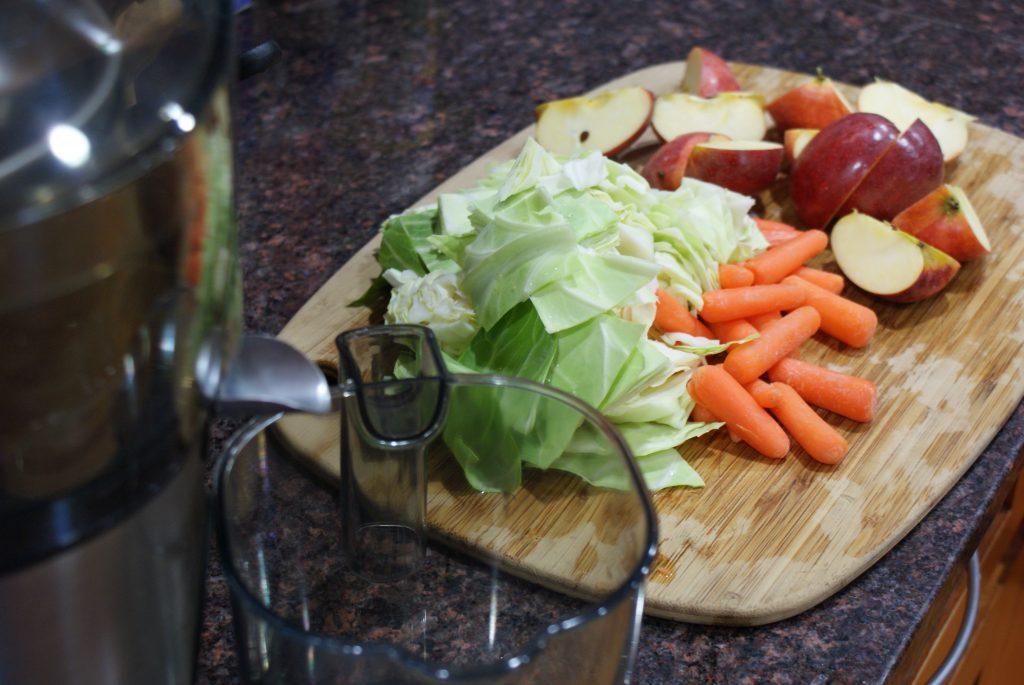 Морковно-капустная диета