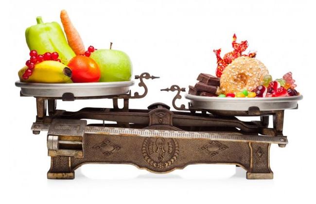 Результат диеты