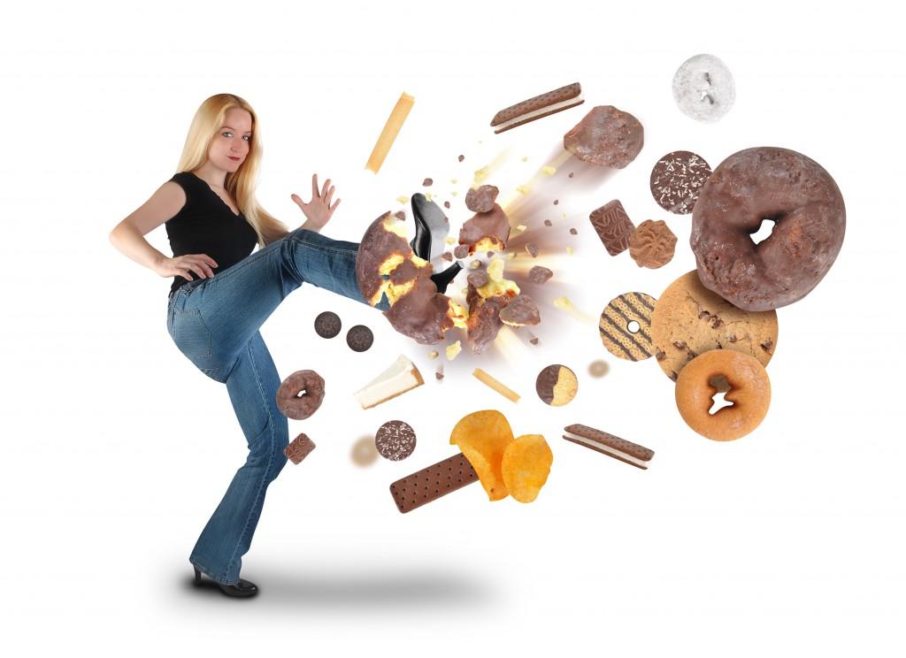 Как побороть тягу к сладкому
