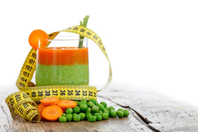 Похудение на питьевой диете