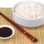 Белковая диета с рисом