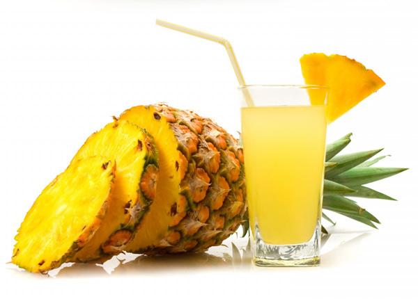 Полезная ананасовая диета