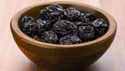 Эффективная диета на черносливе